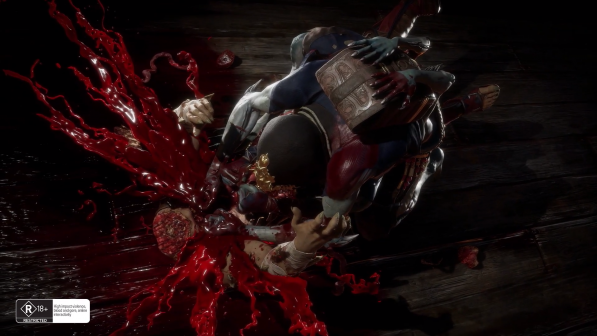 Introducing Mortal Kombat 11's newest playable character; The Kollector