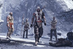 Assassin's Creed 3 Remastered is out today on PC, PS4 and Xbox One