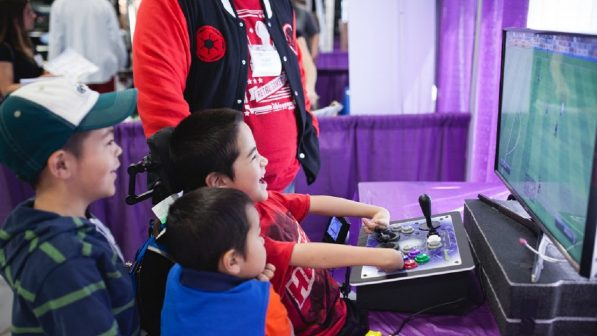 AbleGamers Launches New Website to Help Everyone Play Games