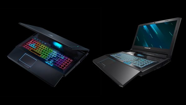 Acer introduces powerful new Predator Helios 700 and Helios 300 gaming laptops
