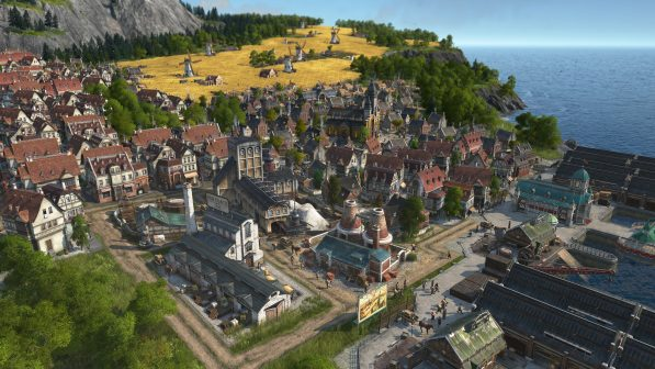 Anno 1800 Open Beta starts this week, looks to be another Epic Games Store Exclusive