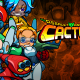 Assault Android Cactus+ (Switch) Review – At the Pointy End