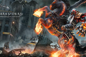 Darksiders Warmastered (Switch) Review – War, War Never Changes