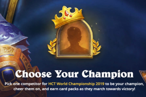 Get Free Hearthstone Card Packs by Watching the World Championships