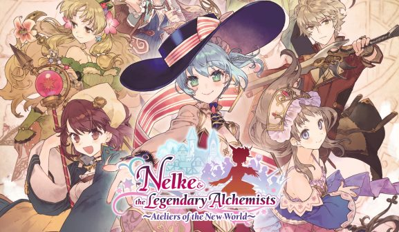 Nelke and the Legendary Alchemists Ateliers of the New World Review – That's a mouthful