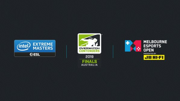Sydney and Melbourne to host Season 1 and 2 Finals of Overwatch Contenders Australia 2019