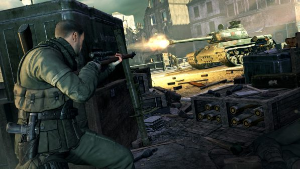 Rebellion gives you Seven Reasons to Upgrade to Sniper Elite V2 Remastered