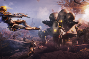Digital Extremes announces remastered Plains of Eidolon is available now for Warframe on PC