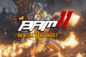 Mortal Kombat 11 is a Platinum Sponsor of CouchWarriors BAM11