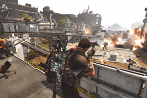The Division 2's next update includes a new world tier and stronghold; launching April 5