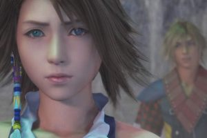 FINAL FANTASY X/X-2 HD Remaster – Meet Tidus and Yuna