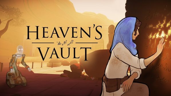 Heaven's Vault Review – Dr Jones I presume?