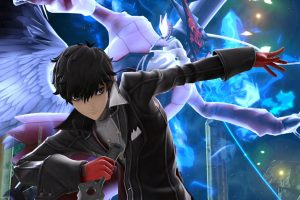 Joker joins the Smash Bros battle tomorrow, April 18