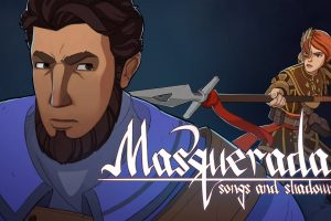Masquerada Songs and Shadows is a Tactical RPG coming to Switch before Fire Emblem