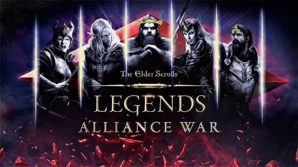The Elder Scrolls Legends invites you to join the Alliance War from today