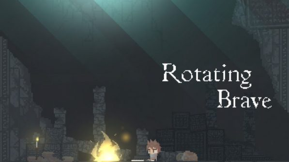 Rotating Brave Review – You must FLIP it