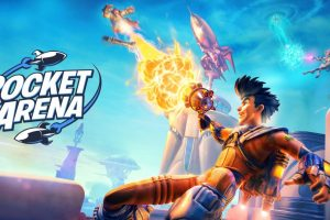 Rocket Arena Preview – Or How I Learned to Stop Worrying and Love the Rocket