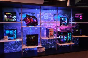 Check out these custom PCs at IEM 2019