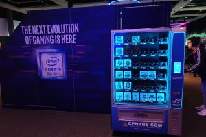 IEM Sydney has a PC parts vending machine