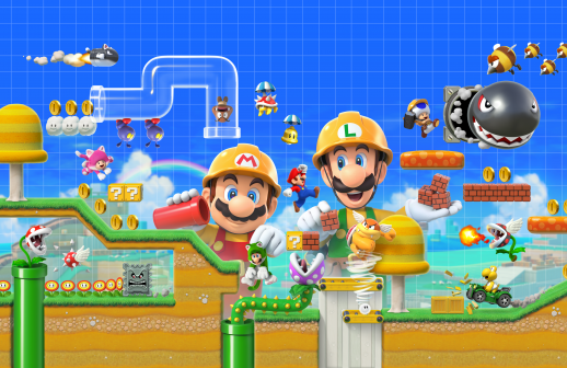Make Mario Great Again when Super Mario Maker 2 launches for Switch in June