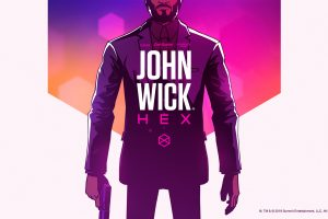 John Wick Hex is exclusive to the Epic Games Store