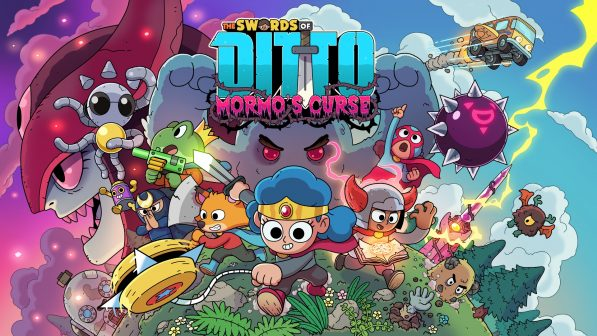 The Swords of Ditto Mormo's Curse (Switch) Review – Links from the Past