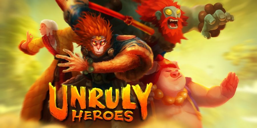 Journey to the West inspired, Unruly Heroes, heads to PS4 this month