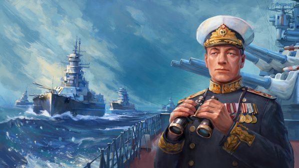 The Soviets have joined the battle in World of Warships