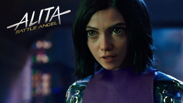 Alita Battle Angel comes to home video in July