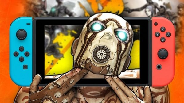 """Gearbox and 2K have """"no details"""" about Borderlands on Switch"""