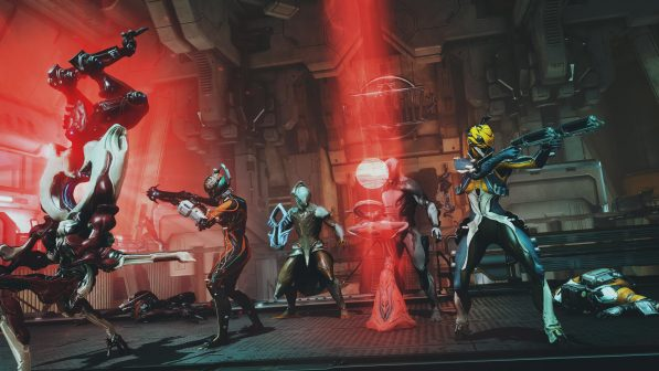 Warframe's Jovian Concord update now available on PC