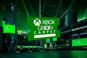 Microsoft is hosting the Xbox GrE3n Carpet again for 2019