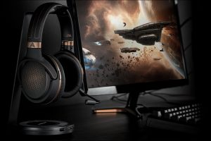 Audeze launches world-first cinematic 3D audio gaming headset