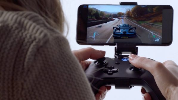 Project xCloud has the capability to stream over 3,500 games on day one