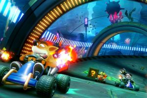 How Many Tracks are in Crash Team Racing Nitro Fueled?