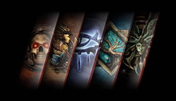 Baldur's Gate, Planescape Torment and Neverwinter Nights have release dates on console