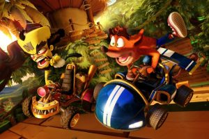 Crash Team Racing Nitro Fueled Review – Runner Up