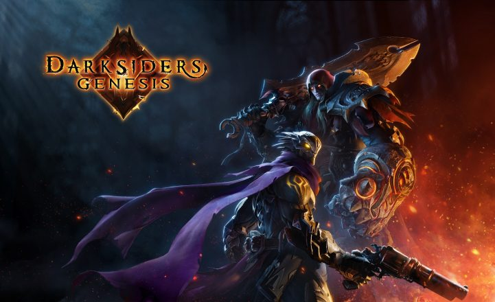 Darksiders Genesis is bringing more ARPG Goodness to consoles in 2019