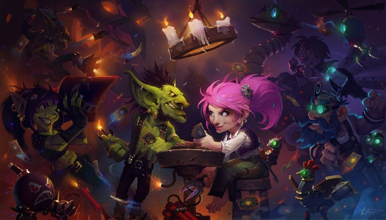 Hearthstone – New Cards & Class Identity