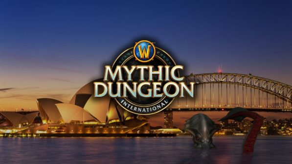 World of Warcraft Mythic Dungeon Invitational heads Down Under