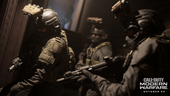 Modern Warfare has cross-platform play between PC and Consoles