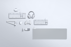 Razer unveils full range of Mercury White products