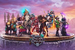 Pagan Online Early Access – Kneel (or Squat) before the Gods