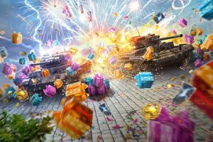 Wargaming's mobile World of Tanks Blitz celebrates 120 million downloads and five years