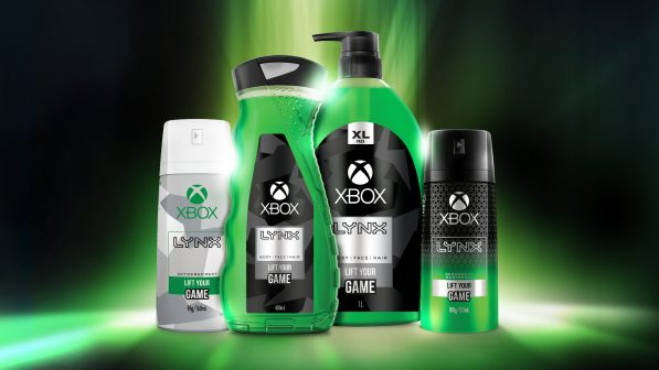Lynx Xbox partnership takes your personal care game to a new level