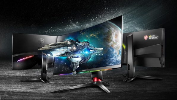 MSI is now the fastest growing monitor brand in the world