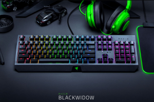 Razer BlackWidow Keyboard Review – Simple and Clean