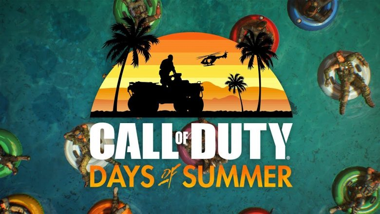 Call of Duty Black Ops 4 is Celebrating the Days of Summer