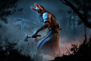 Dead By Daylight will launch for Switch in September; Ghost Face Detailed