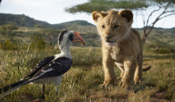 Adorable Lion King posters are here to get you psyched for the movie